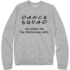Unisex Adult Dance Squad Friends APA