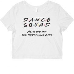Ladies Dance Squad Crop Top APA