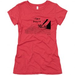 I Support Pulling Out - Junior - Relaxed Triblend Tee