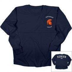 Senior week varsity shirt