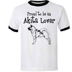 Proud Akita Lover
