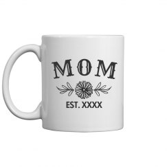 Custom Mom Mug Mothers Day