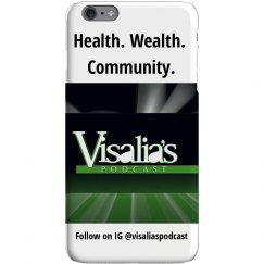 iPhone 6 Visalia's Podcast phone cover