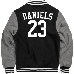 Daniels football jacket