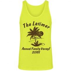 Latimer Family Vacation