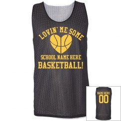 Lovin' Basketball Mom