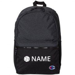 Custom Name Volleyball School Gear