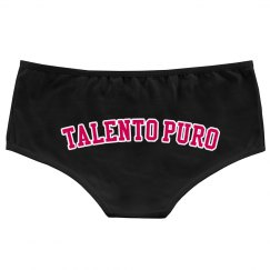 Basic Black Hot Shorts