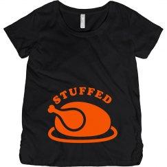 Stuffed Maternity Shirt