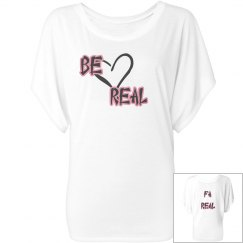 Be real T's