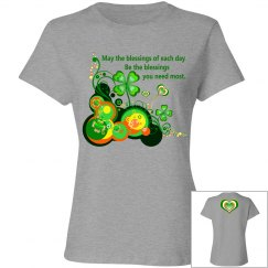 Irish Blessing, Short Sleeve T-Shirt