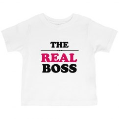 I'm The Real Boss