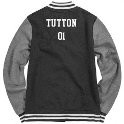 Brady Tutton Letterman Jacket