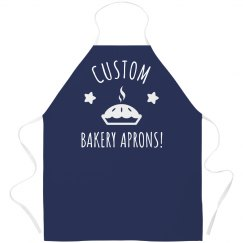 Design Custom Bakery Aprons
