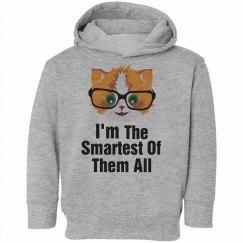 Kitty Glasses Smartest