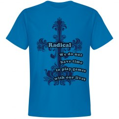 Radical blue/navy