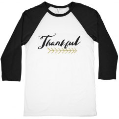 It's Thanksgiving And I'm Thankful