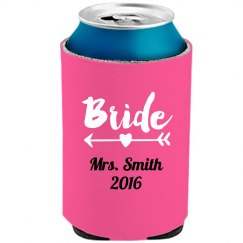 Bride Coozie