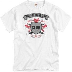 Worlds best dad club