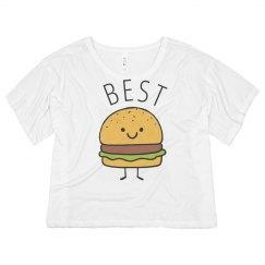 Cheeseburger Best Friends
