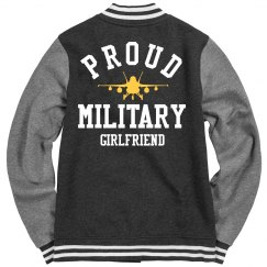 Custom Military Girlfriend Pride