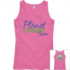 PGT Pink Tank