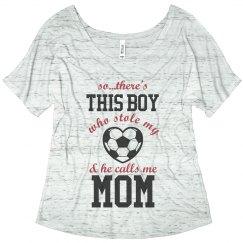 The Soccer Mom's Heart