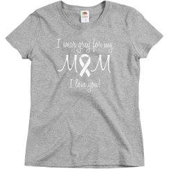 Mom Grey Brain Cancer