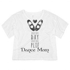 Dance mom ballet