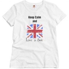 Keep Calm, Love a Brit