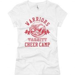 Warrior Cheer Camp