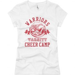 Warrior Cheer Camp
