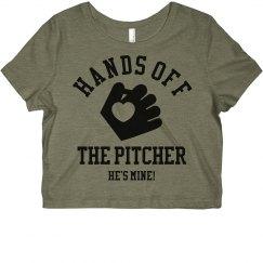 Baseball Pitcher Girl