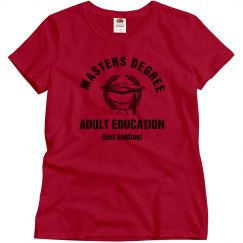 Degree in Adult Education
