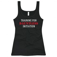 Training for Dauntless Initiation