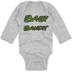 Longsleeve Infant Onesie