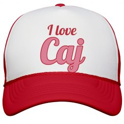 I love Caj