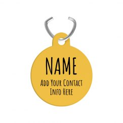 Personalized Cat & Dog ID Tags