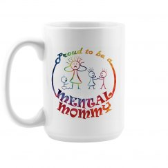 Mental Mommy Mug