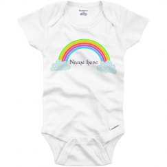 Cute Rainbow Graphic