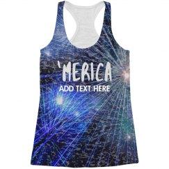 All Over Print 'Merica Fireworks