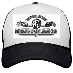 The Distinguished Gentleman's Trucker Hat
