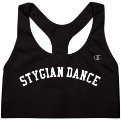 Stygian Dance Sports Bra