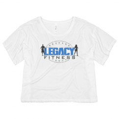 Legacy Womens Cropped Tee