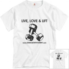 LIFT T shirt
