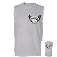 MENS CUTOFF RIDING TANK