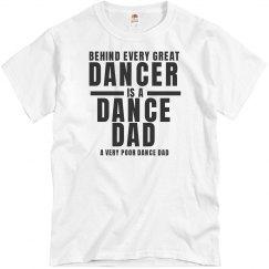 A Funny Yet Poor Dance Dad