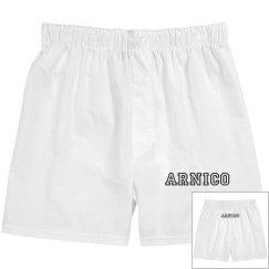 Arnico Apparel All-star Print Shorts