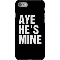 He's Mine Phone Cover