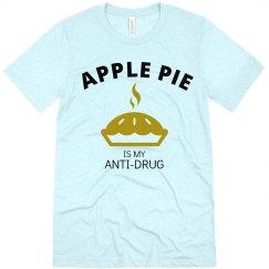 Apple Pie is my Anti-Drug